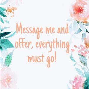 Other - Message me an offer✨✨✨
